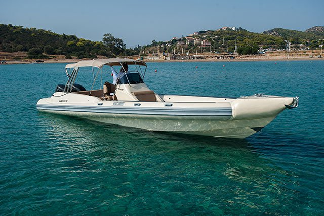 VICTOR 11M - 2X300HP SUZUKI BASED IN ATHENS