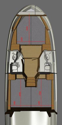 35.0 feet Delphia Yachts in great shape
