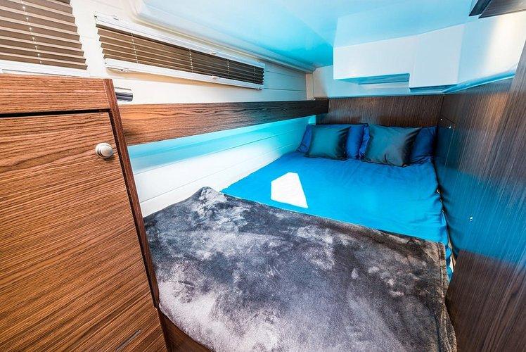 Motor yacht boat rental in Zadar region,