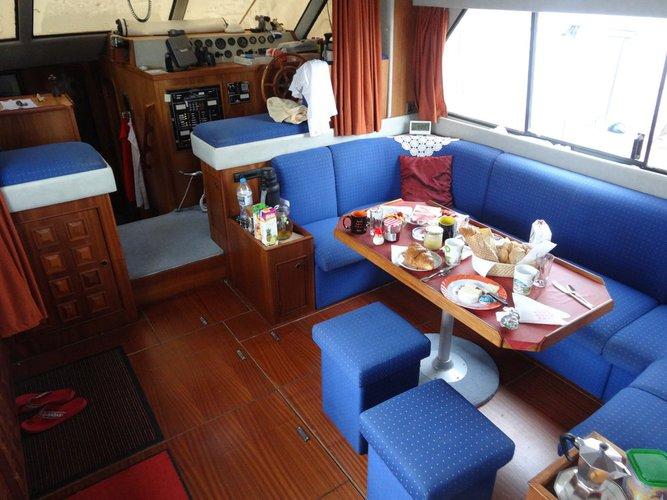 Boat for rent Fairline Boats 47.0 feet in Zadar region,
