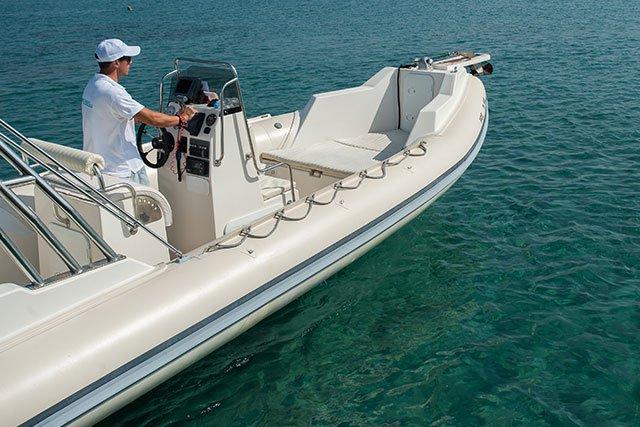 Great White's 26.24 feet in Saronic Gulf