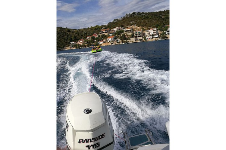 Boat for rent Inmark Marine 27.0 feet in Marina Trogir - SCT,