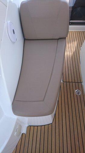 Boat for rent Jeanneau 29.0 feet in Marina Trogir – ACI,