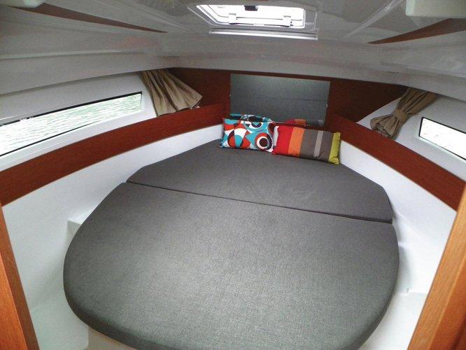 Boat for rent Jeanneau 29.0 feet in Marina Split - ACI , Croatia