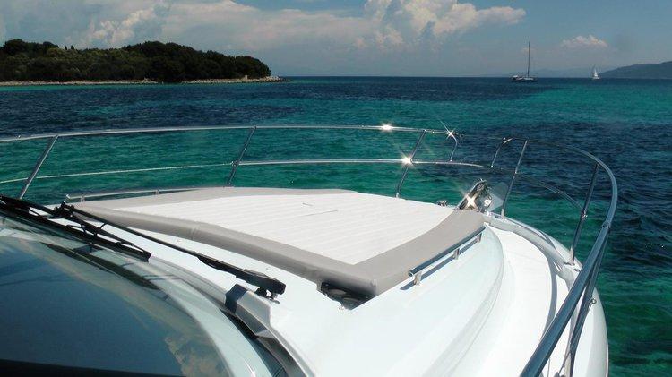 Motor yacht boat rental in Marina Trogir – ACI,