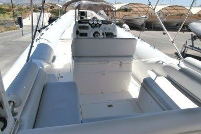 Rigid inflatable boat rental in Athens - Marina Alimos (Kalamaki),