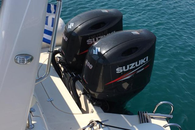 Rigid inflatable boat for rent in Rodos