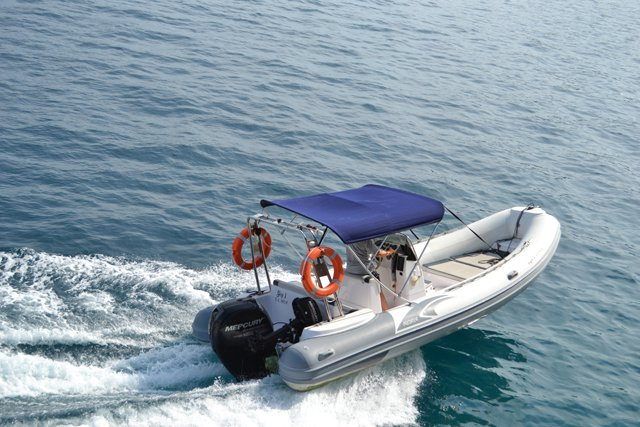 PREDATOR 5.99M - 150HP MERCURY BASED AT LEFKADA NIDRI