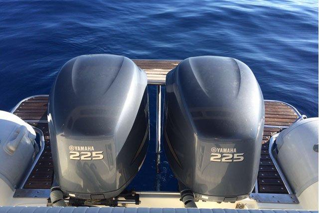 Predator's 29.52 feet in Antiparos