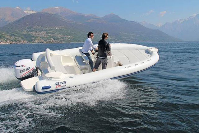 SELVA 6.30M - YAMAHA F130HP BASED IN ATHENS