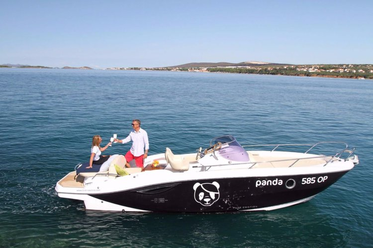 Boat for rent Sessa Marine 25.0 feet in Marina Kornati, Biograd, Croatia
