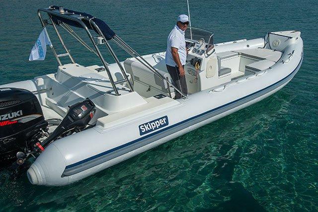 Skipper's 25.59 feet in Saronic Gulf