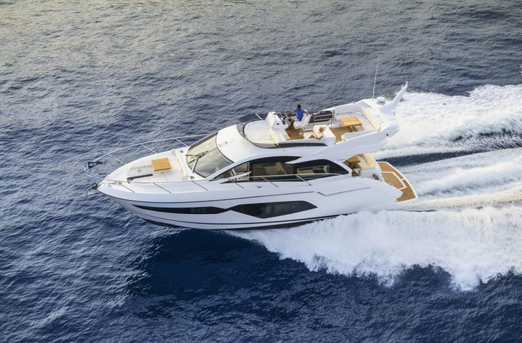 Sunseeker International's 56.0 feet in Zadar region