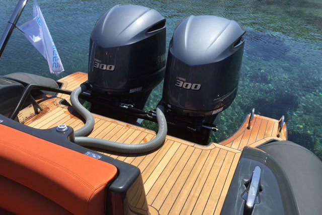 Boat for rent Technohull 32.97 feet in Agios Kosmas Marina, Greece