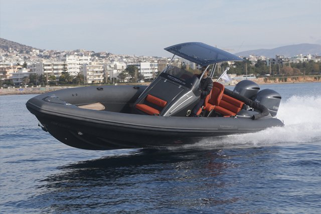 View all & Rent a Technohull SEA DNA 999 G5 36u0027 Motorboat in Athens GR on Sailo