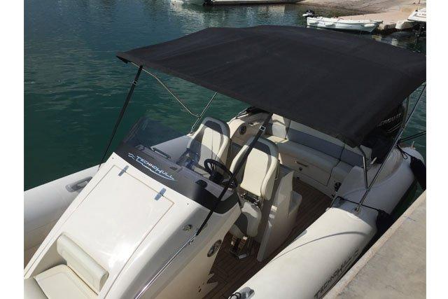 Rigid inflatable boat rental in Porto Cheli, Greece