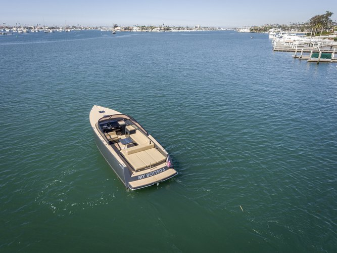 Boat for rent VanDutch 40.0 feet in Newport Beach,