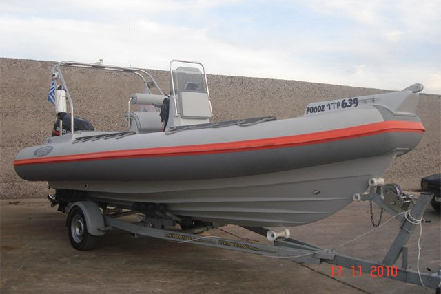 VIPER BULLET 6.60M - 1X150HP SUZUKI BASED AT RHODES
