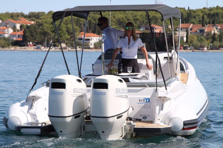 Boating is fun with a Other in Zadar region
