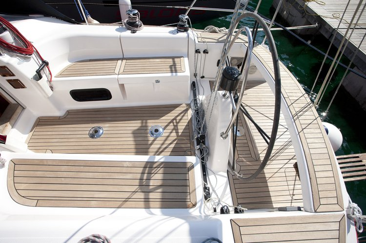 Boat for rent AD Boats 37.0 feet in Marina Kastela,