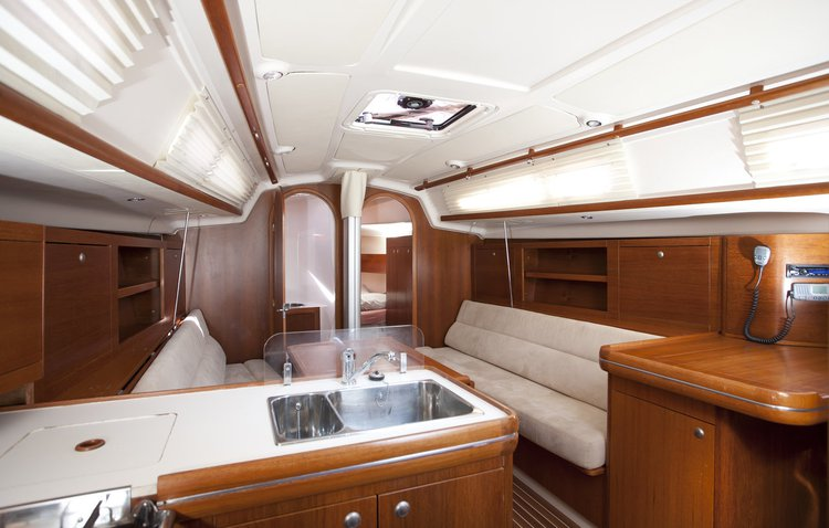 Discover Split region surroundings on this Salona 37 AD Boats boat