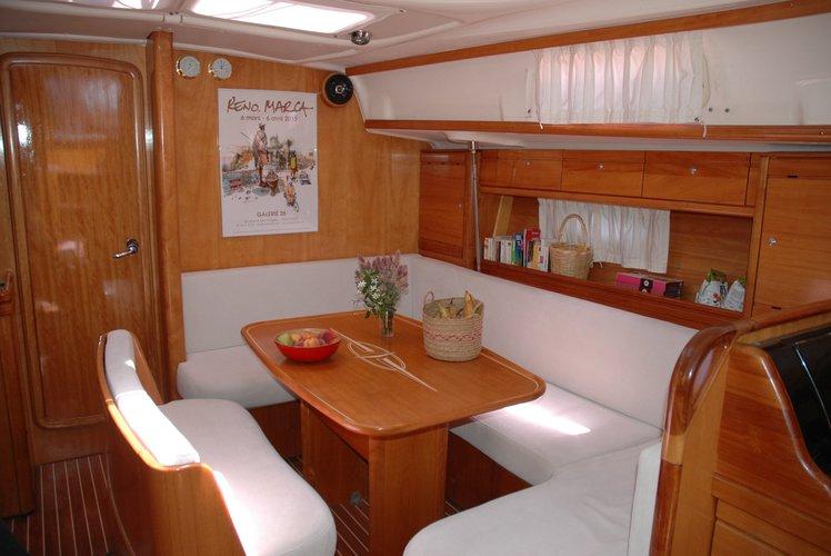 Bavaria boat for rent in Poros