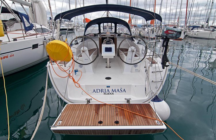 Boat for rent Bavaria Yachtbau 32.0 feet in Marina Split - ACI ,