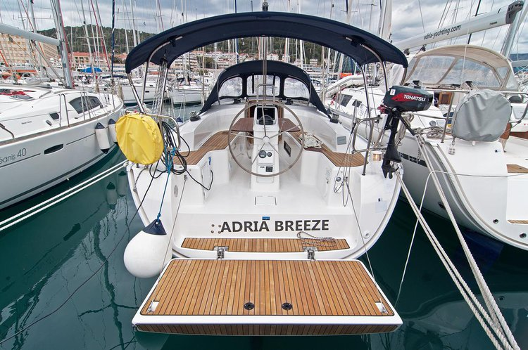 Boat for rent Bavaria Yachtbau 32.0 feet in Marina Split - ACI ,
