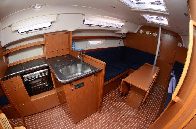 Discover Istra surroundings on this Bavaria 35 Cruiser Bavaria Yachtbau boat