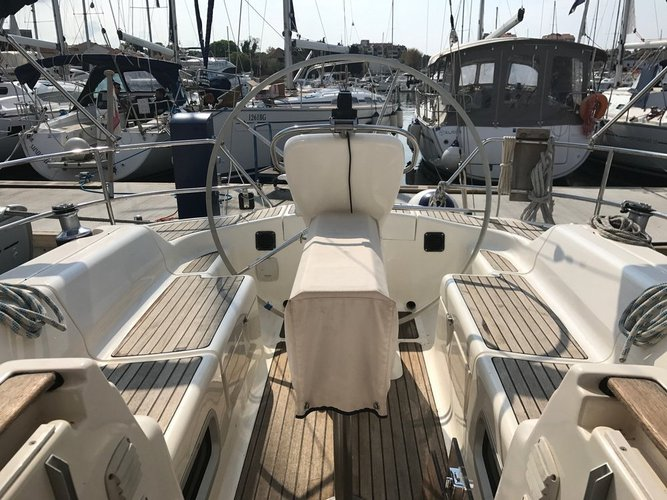 Discover Zadar region surroundings on this Bavaria 41 Bavaria Yachtbau boat