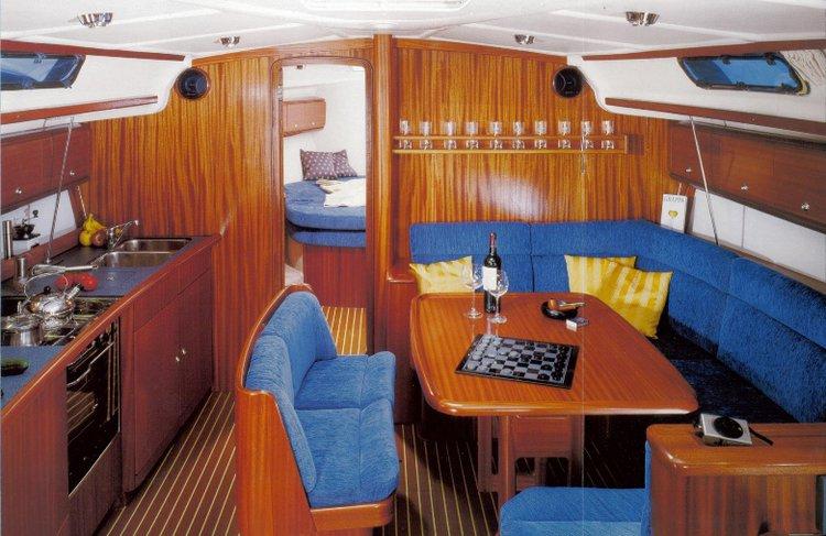Boat for rent Bavaria Yachtbau 45.0 feet in Aegean,