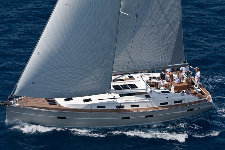Bavaria Yachtbau's 51.0 feet in Liguria