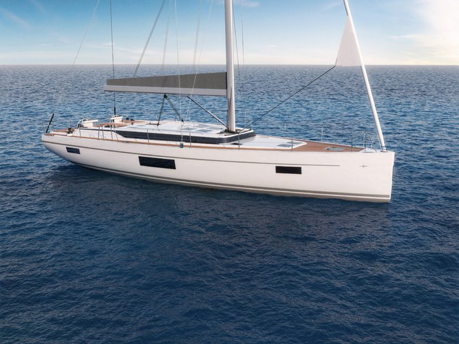 Experience Dubrovnik region on board this Bavaria Yachtbau