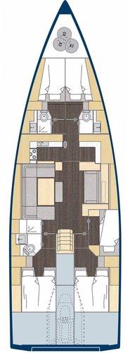 Bavaria Yachtbau's 53.0 feet in Dubrovnik region