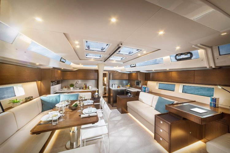 Discover Zadar region surroundings on this Bavaria Cruiser 57 Bavaria Yachtbau boat