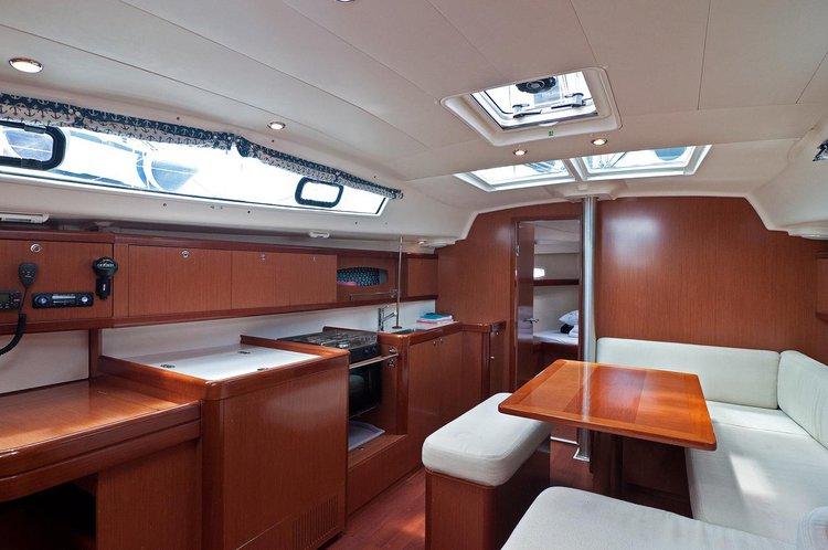 Boat for rent Bénéteau 39.0 feet in Marina Split - ACI , Croatia