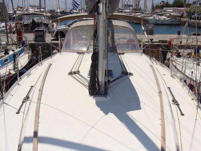 Boat for rent Bénéteau 43.0 feet in Athens, Marina Alimos (Kalamaki),