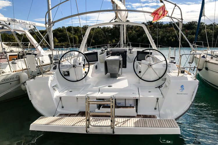Other boat rental in Muo marina, Montenegro,