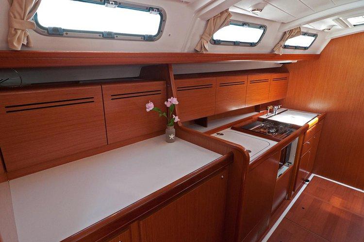 Beneteau boat for rent in Kvarner