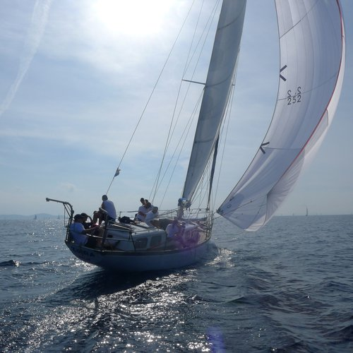 Discover Split surroundings on this Kutter Daily sailing boat