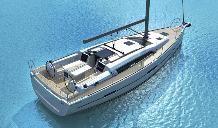 Boat for rent Dufour Yachts 41.0 feet in Corsica,