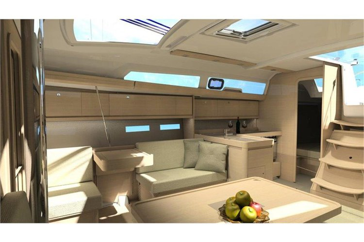 Boat for rent Dufour Yachts 41.0 feet in Athens, Marina Alimos (Kalamaki),