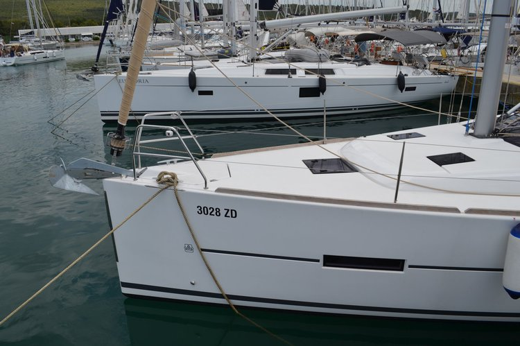 41.0 feet Dufour Yachts in great shape