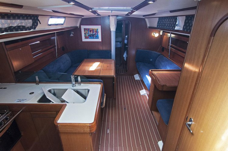 Boat for rent Dufour Yachts 44.0 feet in Marina Split - ACI ,