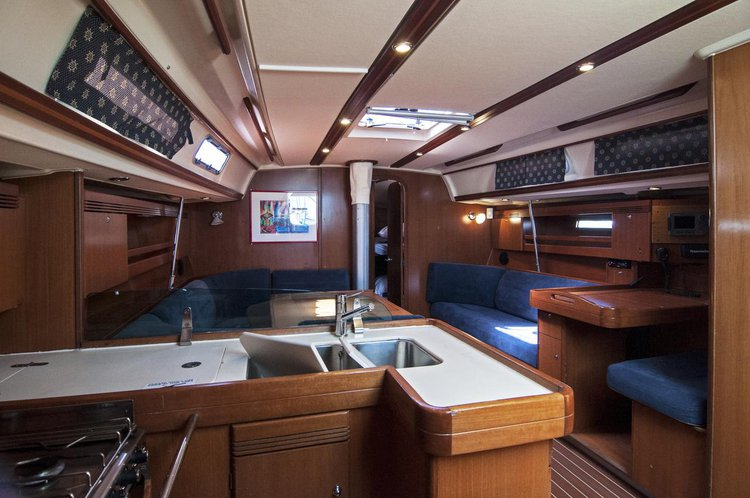 Discover Split region surroundings on this Dufour 44 Dufour Yachts boat