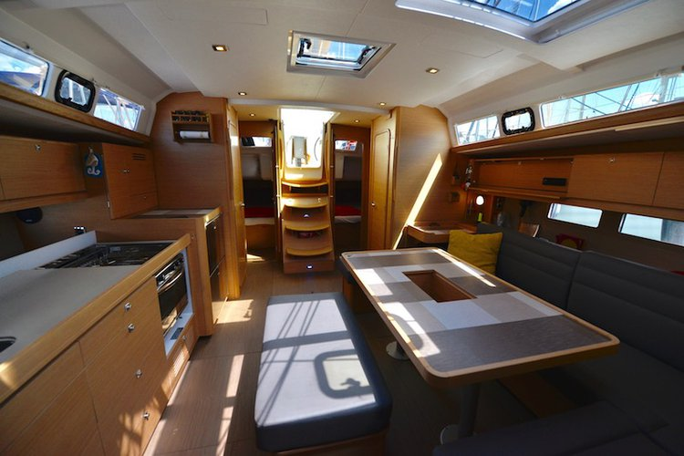 Dufour Yachts's 46.0 feet in Tuscany