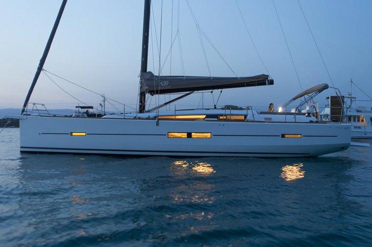 Dufour Yachts's 49.0 feet in Šibenik region