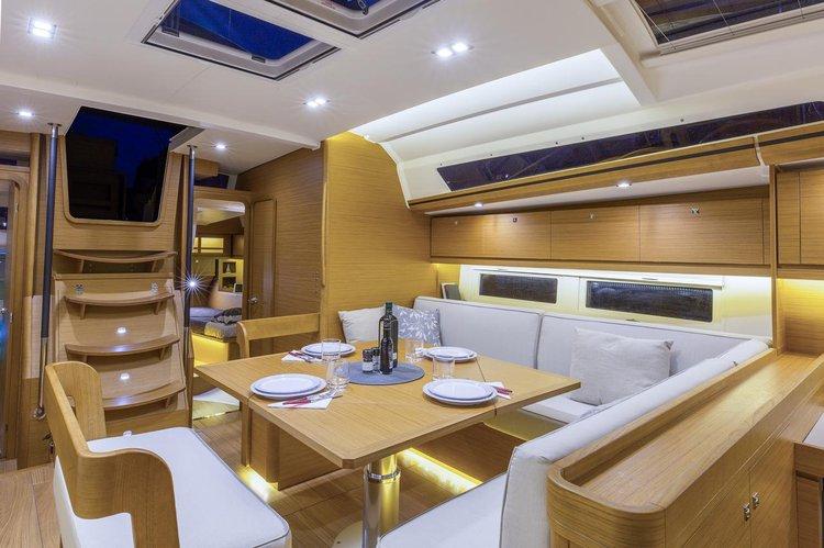 Boat for rent Dufour Yachts 49.0 feet in Marina Kremik, Primosten,