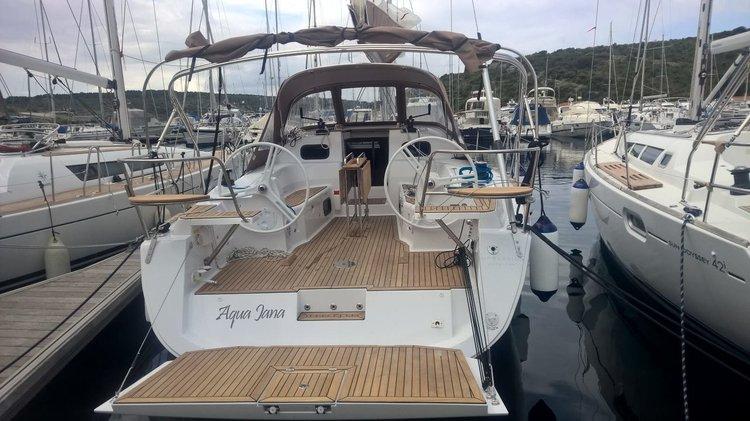 Elan Marine's 39.0 feet in Zadar region