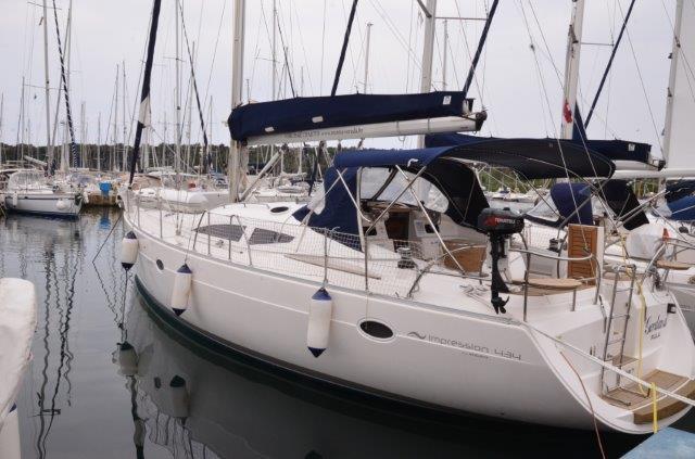 Elan Marine's 43.0 feet in Istra